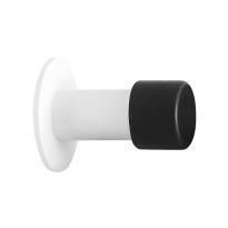 GPF8733.62 wit deurstopper 60x22/50mm