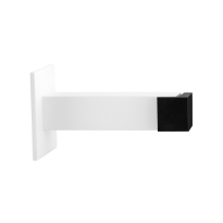 GPF8739.62 wit deurstopper 85x20/50mm