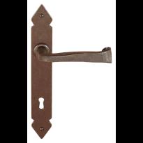 FM375 deurkruk op schild