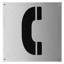GPF0475.09 pictogram telefoon vierkant