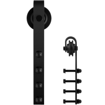 GPF0501.61 hanger Raskas zwart