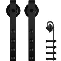 GPF0501.61 hanger set Raskas zwart
