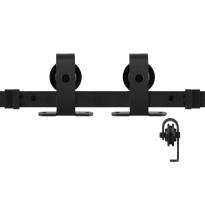 GPF0508.61 schuifdeursysteem Mutka zwart