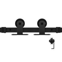 GPF0510.61 schuifdeursysteem Osa zwart
