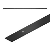 GPF0570.61 schuifdeurrail zwart