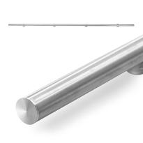 GPF0572.09 schuifdeurrail RVS 200 cm