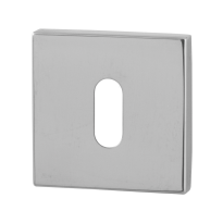 GPF0901.42 sleutelrozet 50x50x8mm RVS gepolijst