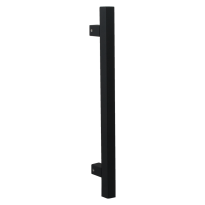 GPF10 deurgreep T-model zwart