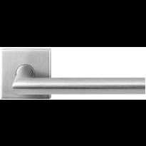 GPF1016.02 RVS deurkruk Toi op vierkante rozet