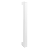 GPF11 deurgreep recht wit