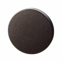 GPF1100.A1.0900 blinde rozet 50x8 mm Dark blend
