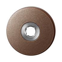 GPF1100.A2 rozet 50x8 mm Bronze blend