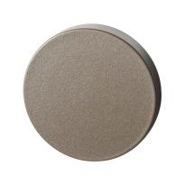 GPF1100.A3.0900 blinde rozet 50x8 mm Mocca blend