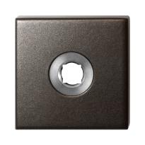 GPF1102.A1 rozet 50x50x8 mm Dark blend