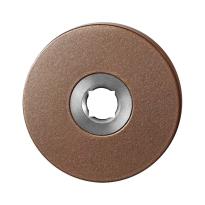 GPF1105.A2 rozet 50x6 mm Bronze blend