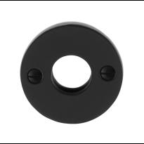 GPF6100.05 rozet 51x4mm smeedijzer zwart