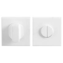 GPF8910.42 toiletgarnituur 50x50x8mm stift 8mm wit