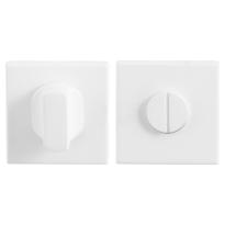 GPF8911.42 toiletgarnituur 50x50x8mm stift 5mm wit