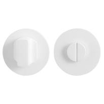 GPF8911.45 toiletgarnituur 50x6mm stift 5mm wit