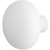 GPF8957.62 Paddenstoel knop wit 65mm