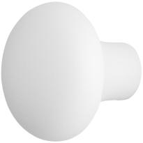 GPF8959.62 Paddenstoel knop wit 52mm