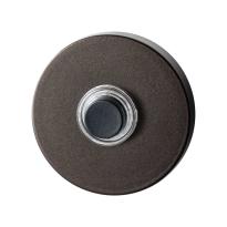 GPF9826.A1.1100 ronde voordeurbel 50x8 mm Dark blend