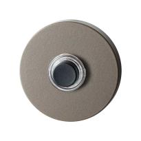 GPF9826.A3.1100 ronde voordeurbel 50x8 mm Mocca blend
