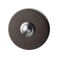 GPF9827.A1.1100 deurbel rond 50x8 mm Dark blend