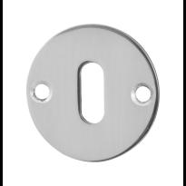 GPF0901.46 sleutelrozet 50x2mm RVS gepolijst