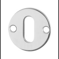 GPF0901.47 sleutelrozet 38x2mm RVS gepolijst