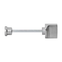 GPF1111.09 toiletgarnituur stift 5mm RVS geborsteld