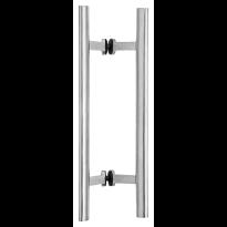 GPF40 deurgreep T-model 31x20x500mm RVS geborsteld