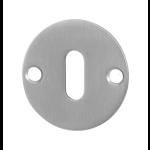 GPF0901.06 sleutelrozet 50x2mm RVS geborsteld