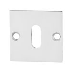 GPF0901.48 sleutelrozet 50x50x2mm RVS gepolijst