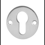 GPF0902.46 cilinderrozet 50x2mm RVS gepolijst