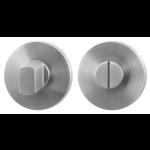 GPF0903.05 toiletgarnituur 50x6mm stift 8mm RVS geborsteld