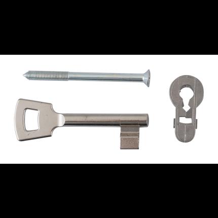 AG0420 inzetstuk inclusief sleutel van PC naar BB