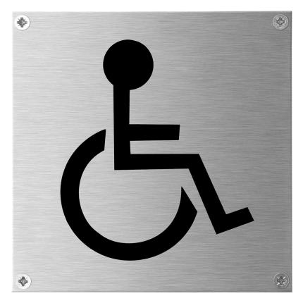 GPF0460.09 pictogram 'Mindervalide'