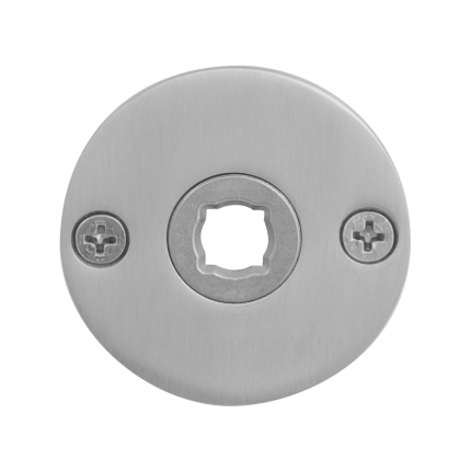 GPF1100.06 rozet 50x2mm RVS geborsteld