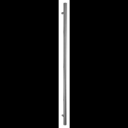 GPF16 deurgreep T-model 25x450mm RVS geborsteld