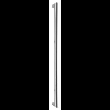 GPF19 deurgreep recht 25x350mm RVS geborsteld