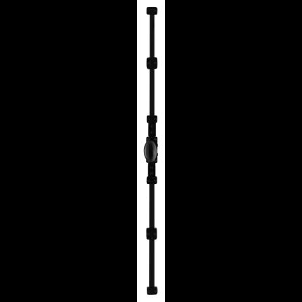 GPF6680.60 Espagnolet smeedijzer zwart