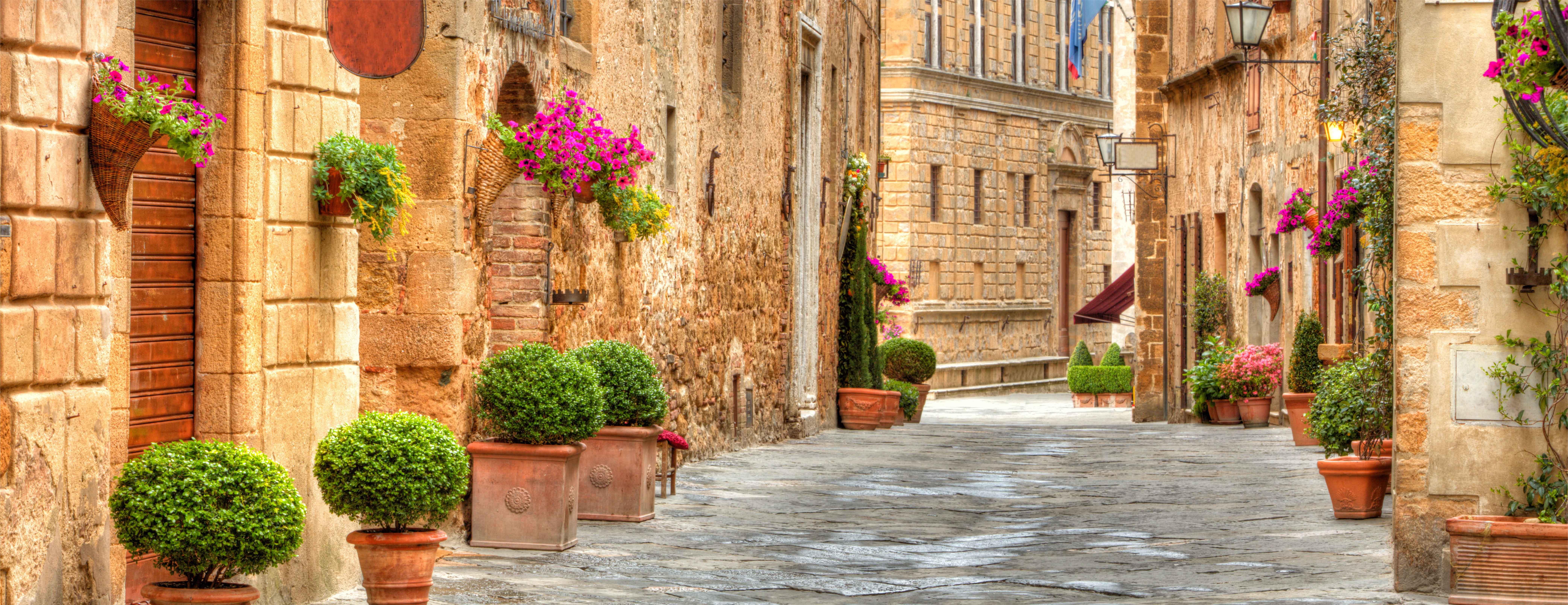 Sfeerafbeelding italiaanse straatjesi