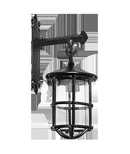 Kirkpatrick smeedijzeren hanglamp