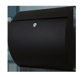 GPF zwart brievenbus