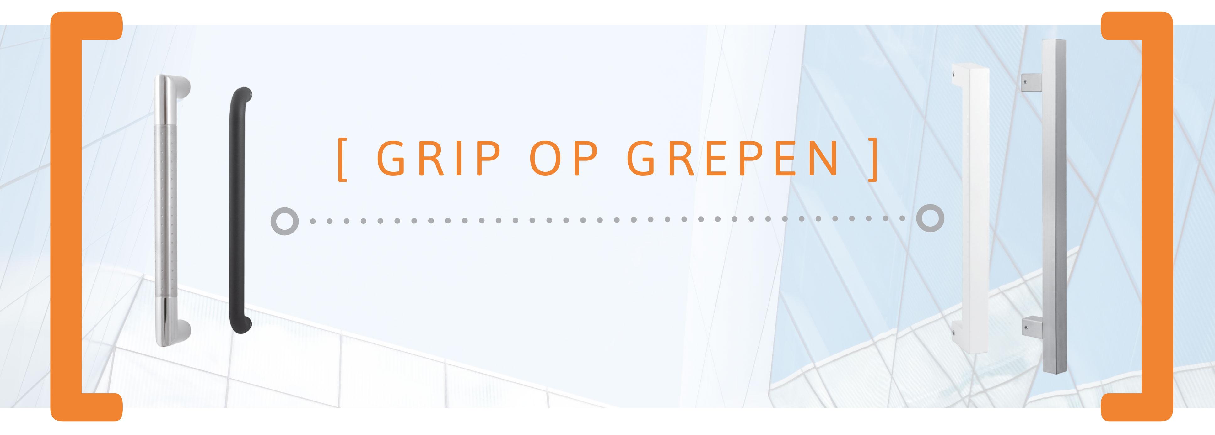 GPF deurgrepen: grip op grepen