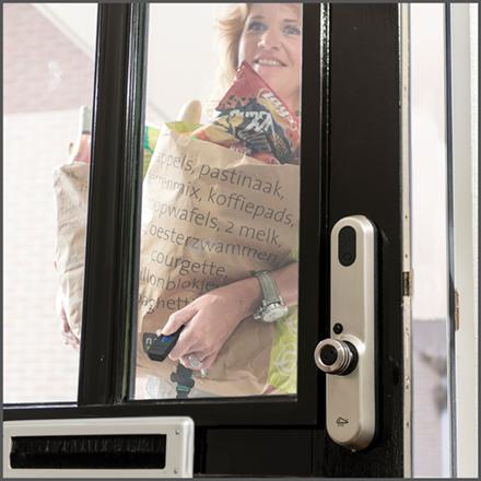 Elektronisch deurslot