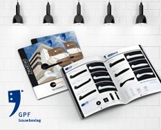 Nieuwe uitgave GPF bouwbeslag brochure ZwartWit producten
