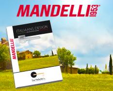 Vernieuwd programma Mandelli1953 Italiaans designbeslag