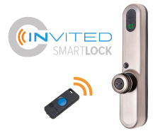 NIEUW: Smart Lock Invited